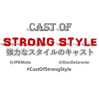 Cast Of Strong Style Episode 13: Alpha and Omega
