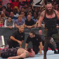 The WrassleCast, Episode 130 - Braun Smash! (feat. @WhatsSleepTho & @BrooklynsSon)