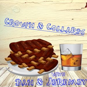 Crown & Collards Episode 142: Calm Your Font feat. @JadeofallJades and @XavierDLeau