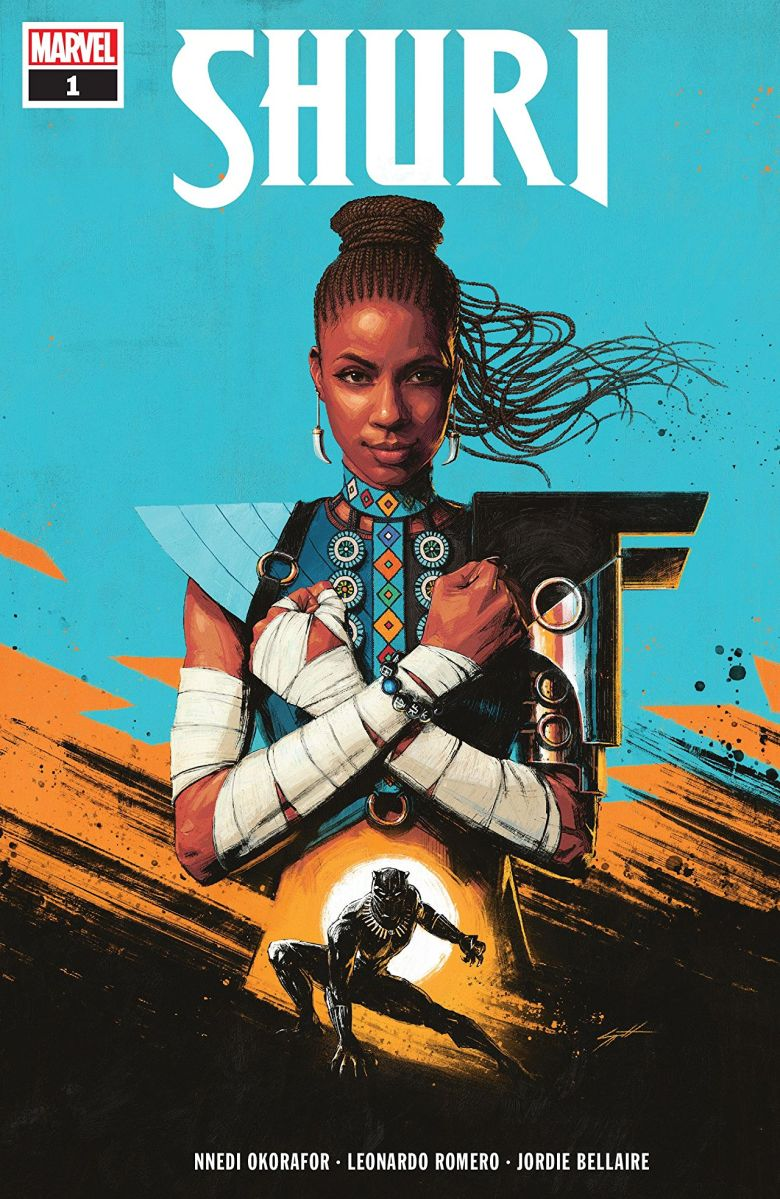 Comic Book Chronicles Ep 286: Shuri, Assuredly