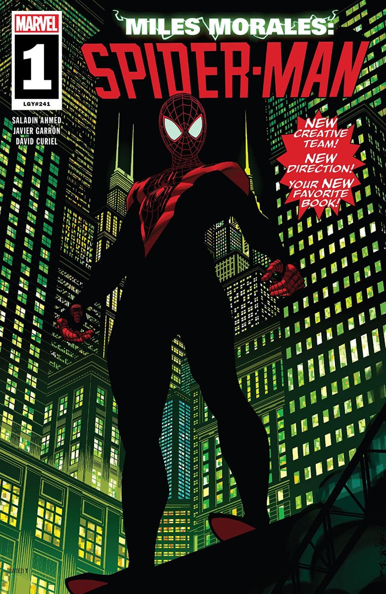 Comic Book Chronicles Ep. 293: Diving Into The Spider-Verse!