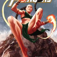 Comic Book Chronicles Ep. 298: The First Iron First Doesn't Care What Your Name Is!